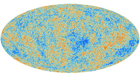 New Study Challenges Cosmology
