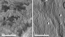New Study Challenges View of Early Mars