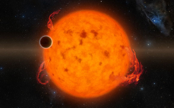 New Study Confirms Youngest Transiting Exoplanet to Date