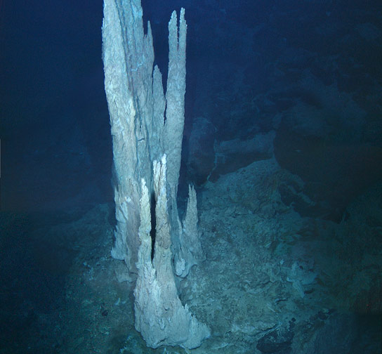 New Study Describes How Electrical Energy Naturally Produced at the Sea Floor Might Have Given Rise to Life