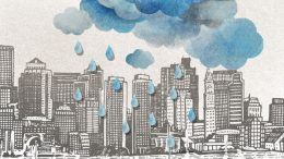 New Study Helps Explain How Rain Droplets Clean the Atmosphere