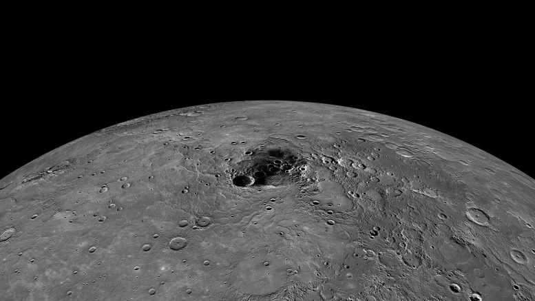 New Study Helps Explain Mercury's Magnetic Tail