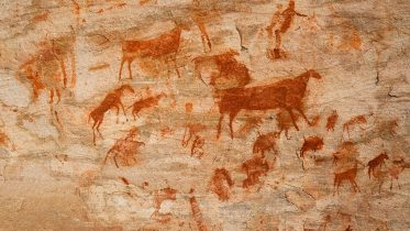 New Study Links Ancient Cave Art Drawings and the Emergence of Language