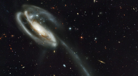 New Study Pokes Holes in the Current Understanding of Galaxy Formation