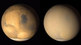New Study Predicts Next Global Dust Storm on Mars