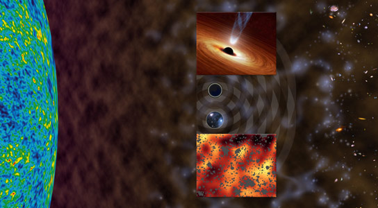 New Study Reveals Black Holes Abundant Among The Earliest Stars