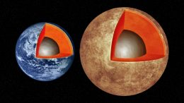 New Study Shows Earth-like Planets Have Earth-like Interiors