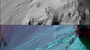 New Study Shows Mars Gullies Likely Not Formed by Liquid Water
