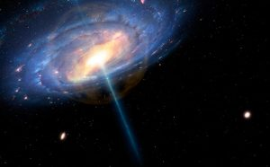 New Study Shows Milky Way Had a Blowout Bash 6 Million Years Ago