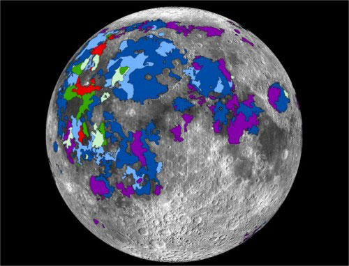 New Study Shows Moon Once Had an Atmosphere