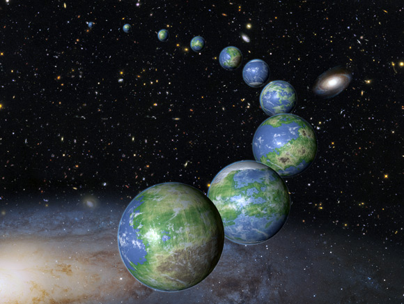 New Study Suggests Most Earth-Like Worlds Have Yet to Be Born