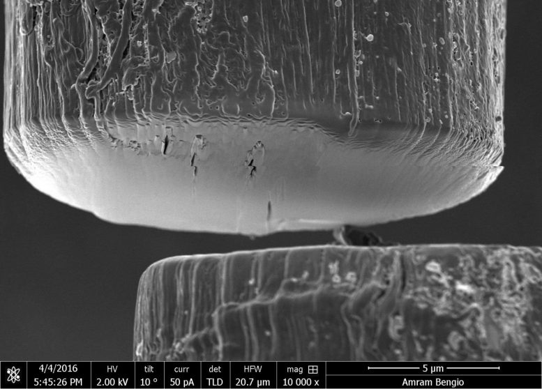 New Technique Dramatically Cuts Production Time of Nanofibers