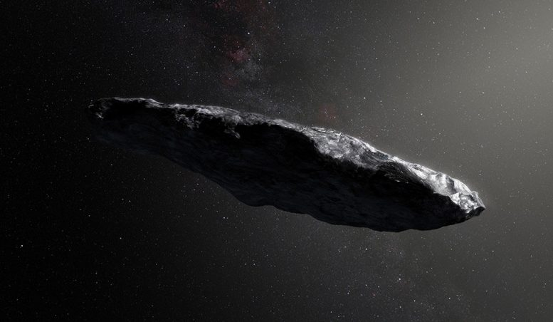 New Theory for 'Oumuamua