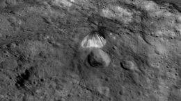 New Video of Dwarf Planet Ceres Flyby