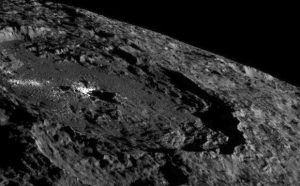 New View of Ceres from Dawn Spacecraft