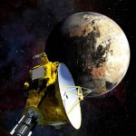 New Visualization of Space Environment at Pluto Released by NASA