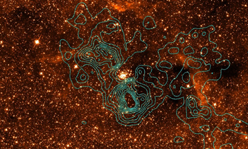 New type of cosmic ray discovered