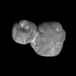 Newest and Best Yet View of Ultima Thule