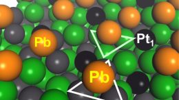 Newly Developed Catalyst (PtGa-Pb/SiO2)