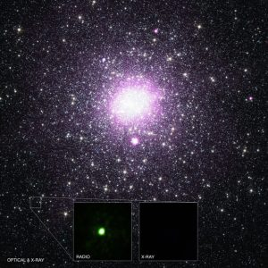 Newly Discovered Black Hole May Represent New Population
