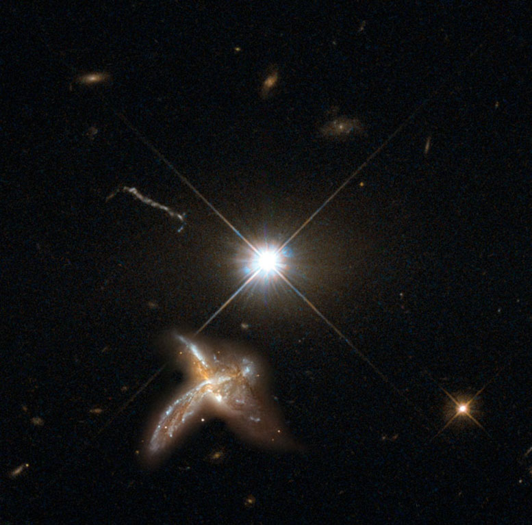 Newly Discovered Fast-Growing Galaxies Could Solve Cosmic Riddle