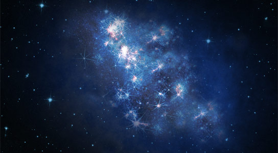 Newly Discovered Most Distant Galaxy