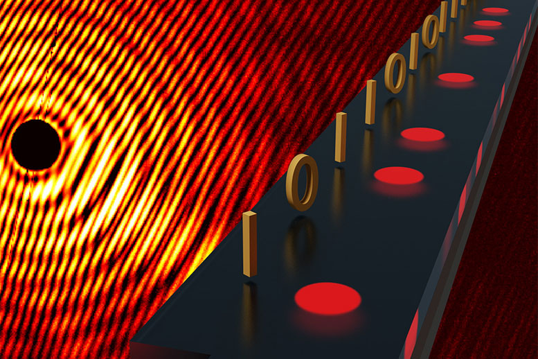 Newly Discovered Phenomenon Could Provide a Way to Bypass the Limits to Moore's Law