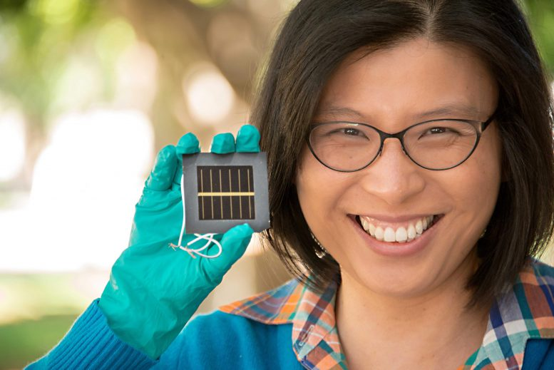 Next-Generation Perovskite Solar Cells