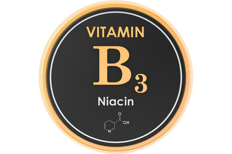 Severe Vision Loss From Niacin Vitamin B3 Can Be Reversed