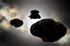 Nickname New Horizons' Next Flyby Target