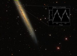 NuSTAR Helps Reveal the Universe's Brightest Pulsars