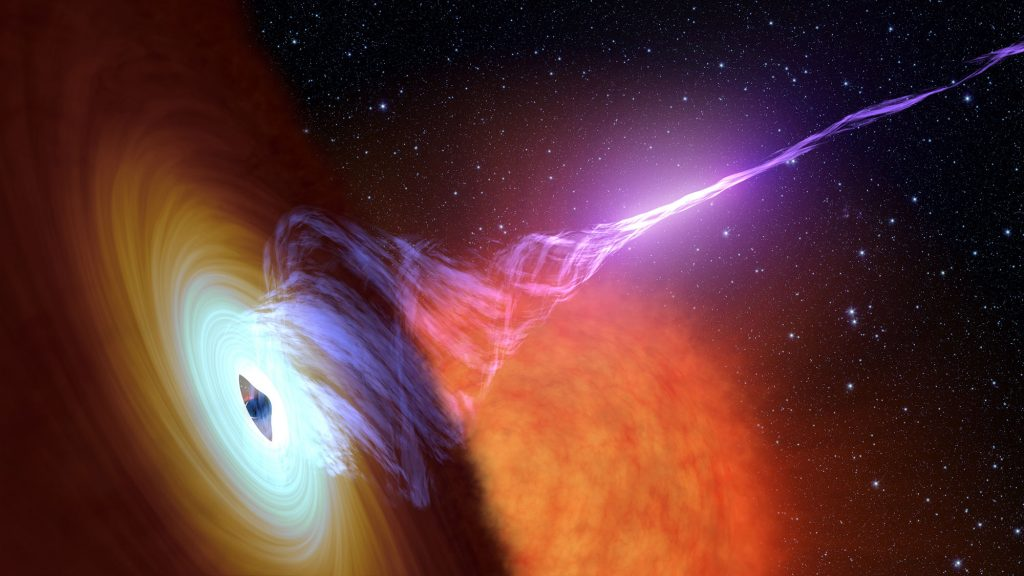https://scitechdaily.com/nustar-and-herschel-probe-black-hole-jet-mystery/