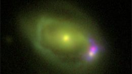 NuSTAR Probes Puzzling Galaxy Merger of the Was 49 System