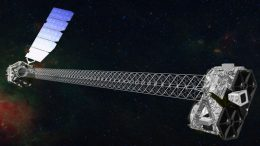 NuSTAR satellite to produce sharp images of high-energy X-rays produced by explosive events and extreme objects such as black holes and neutron star