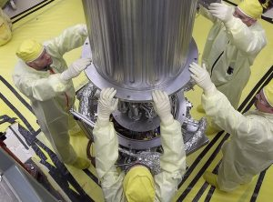 Nuclear Fission System Can Provide Space Exploration Power