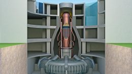 Nuclear Reactor Drawing