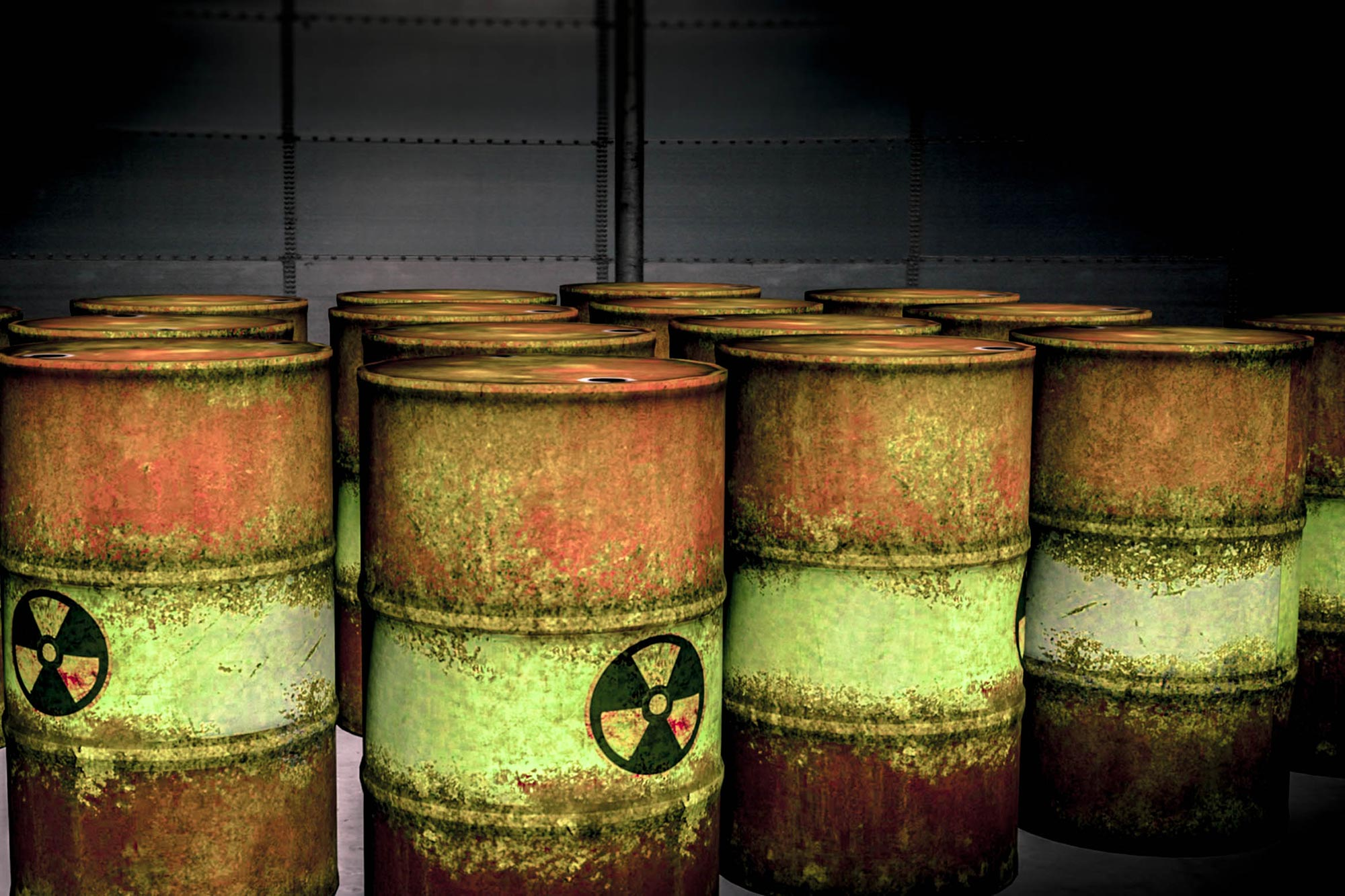 High-Level Nuclear Waste Storage Materials Will Likely ...