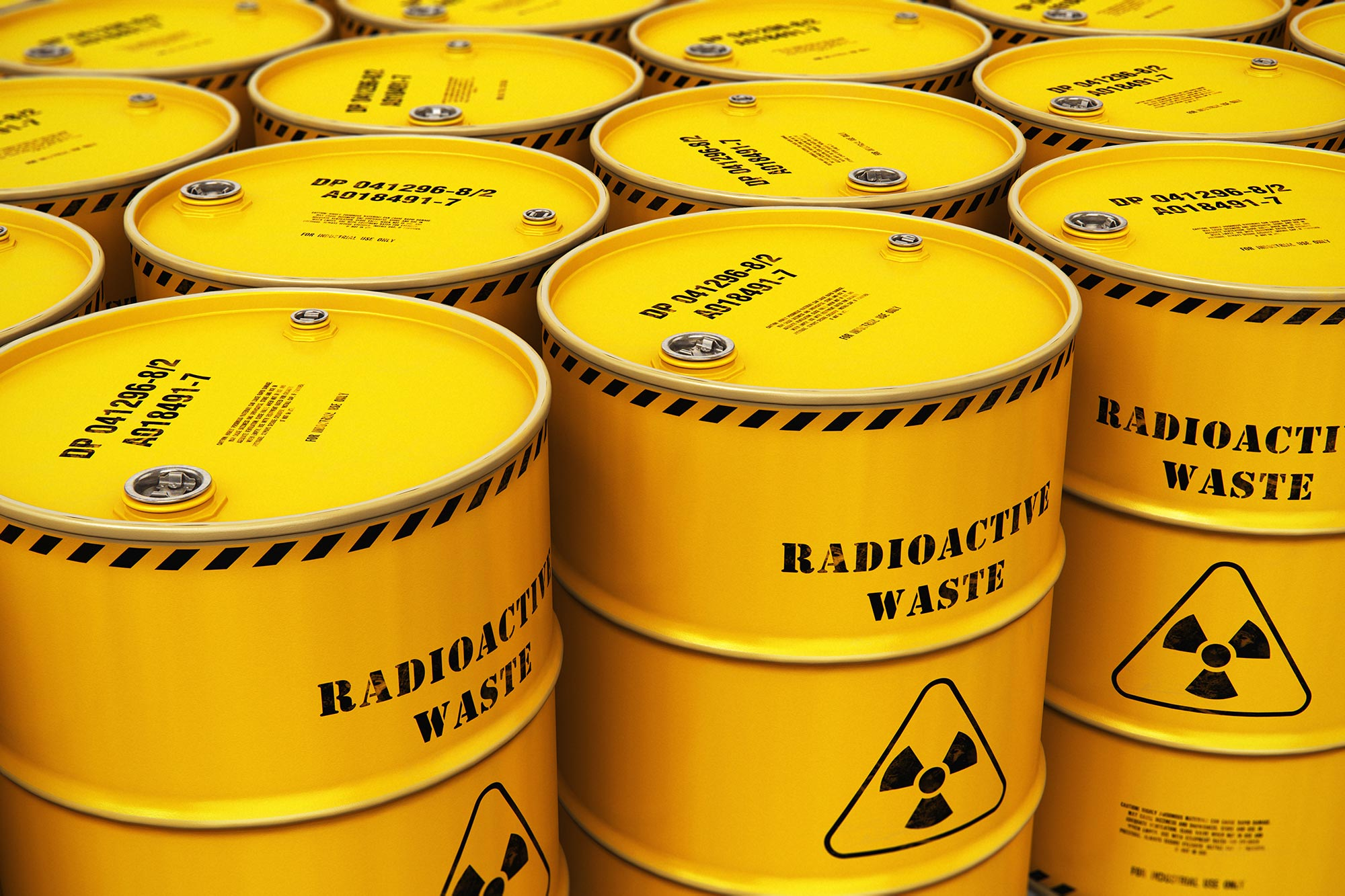 Unused Stockpiles of Nuclear Waste Could Be More Useful Than We Might Think