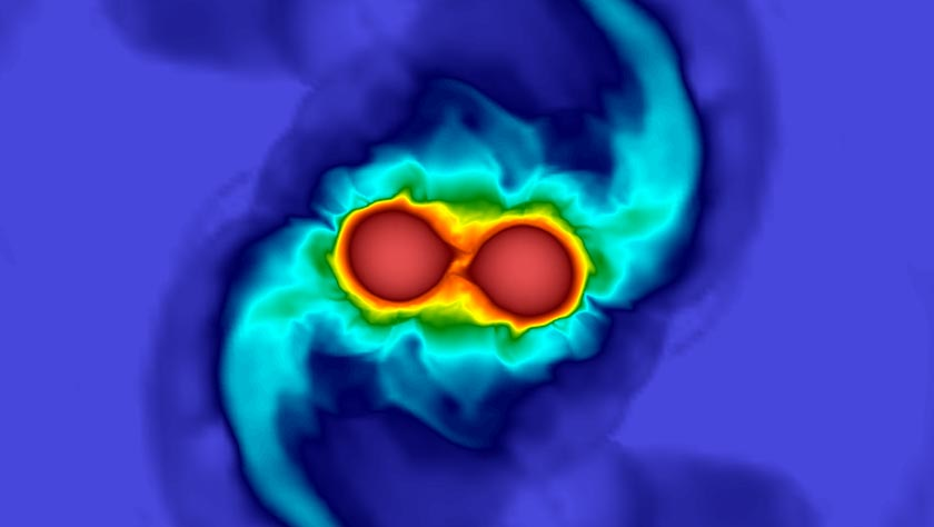 New Gravitational-Wave Model Helps Reveal the True Nature of Neutron Stars - SciTechDaily
