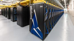ORNL Summit Supercomputer