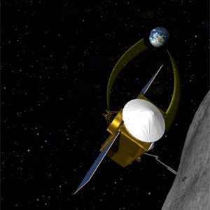 OSIRIS REx Mission Moves into Development Phase