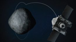 OSIRIS REx Spacecraft Enters Close Orbit Around Bennu