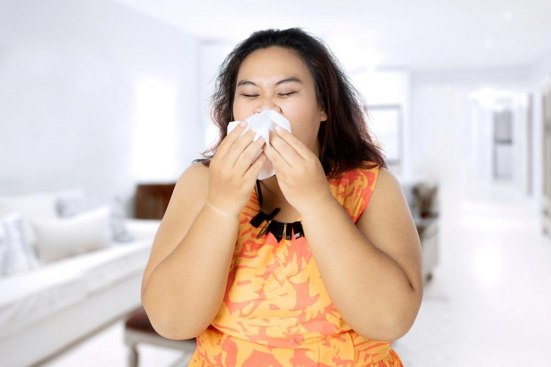 Obesity Promotes Virulence of Influenza