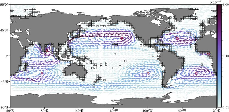 Ocean Currents and Garbage Patches