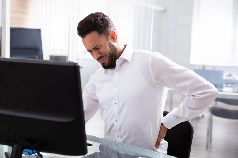 Office Sitting Back Pain