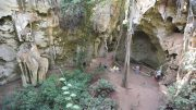 Old Cave Reveals Cultural Innovations