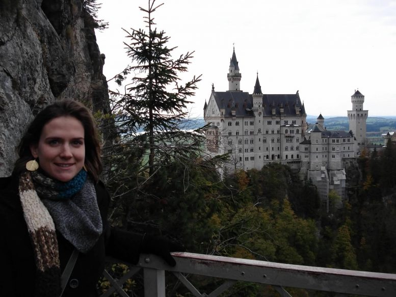 Olivia Billett Visits Germany