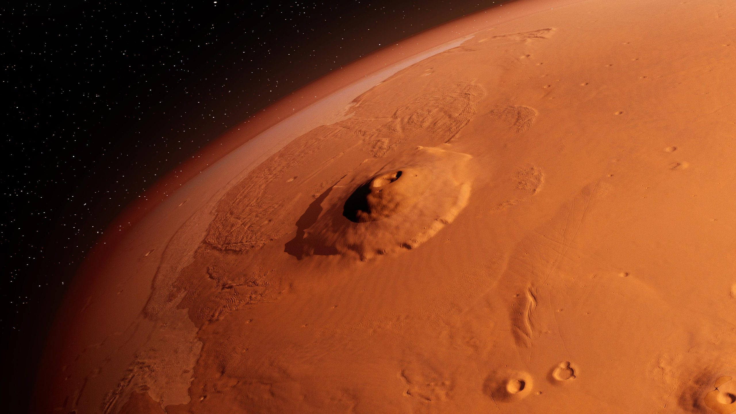 Elusive Internal Structure of Mars Revealed by Ancient Zircon Minerals From the Red Planet - SciTechDaily