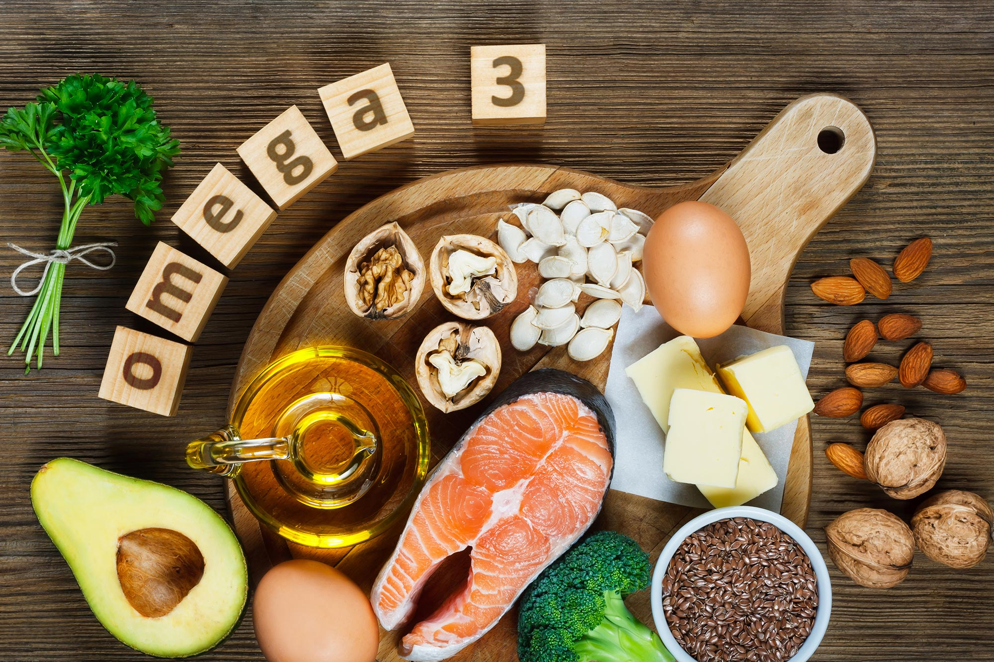 New Research Finds Consuming Omega-3 Fatty Acids Could Prevent Asthma