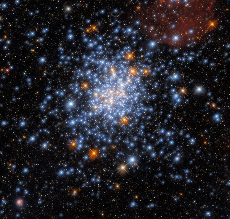 Open Star Cluster NGC 330